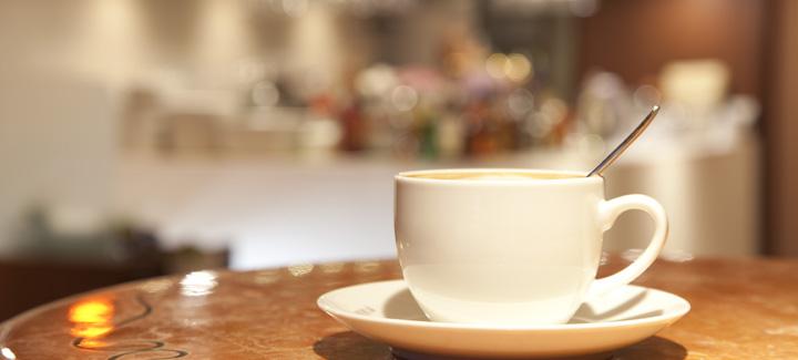 コーヒーチェーン店の設計業務
