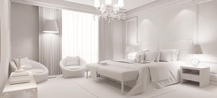 ホテル客室(VIPルーム)のデザイン