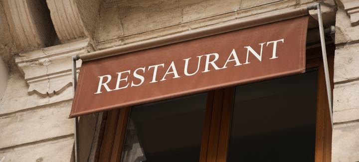 イタリアンレストランの設計監理