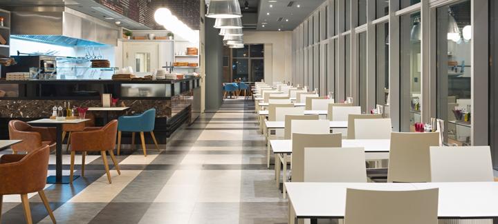 社員食堂の設計監理