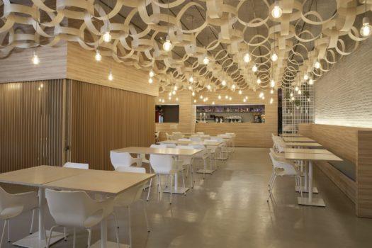 カフェの設計デザイン