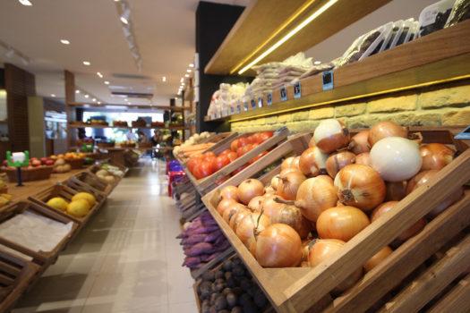 スーパーマーケットの設計監理