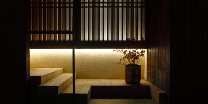 日本料理店のデザイン提案