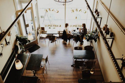 カフェのデザイン