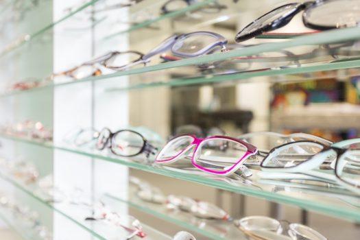 眼鏡店の設計監理