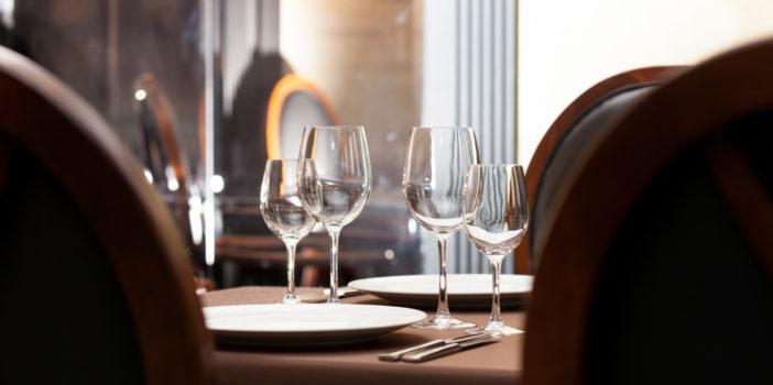 ホテル内の飲食店デザイン