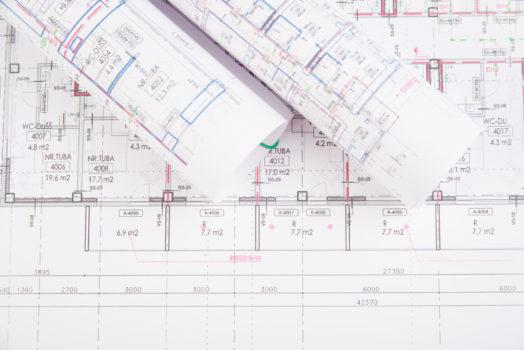 店舗やオフィスの実施図作成